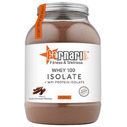 Fornari Sport Whey 100 Isolate + WPI Protein Isolate