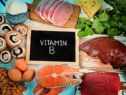 Cibi che contengono Vitamina B