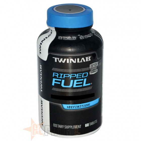 RIPPED FUEL 60 CPS