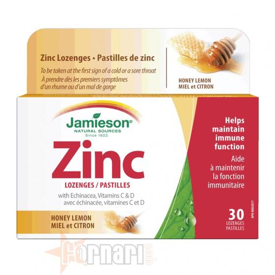 ZINC LOZENGES 30 CPR