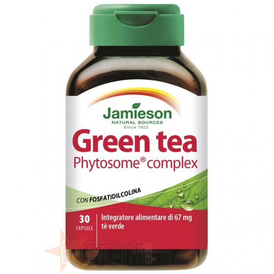 JAMIESON GREEN TEA PHYTOSOME COMPLEX 30 CPS