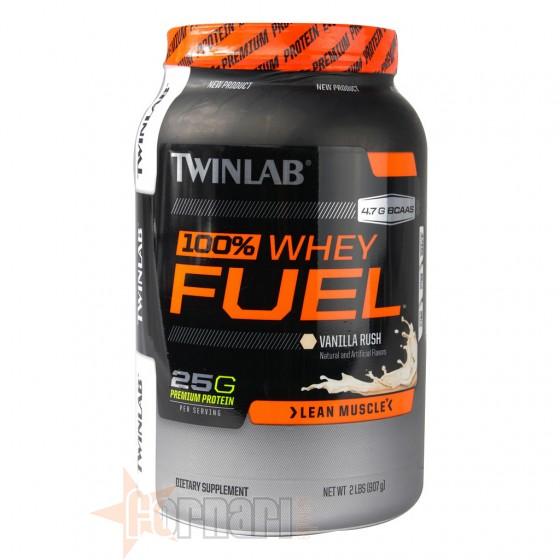 Twinlab 100% Whey Protein Fuel Proteine del Latte