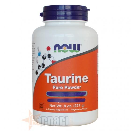 Now Foods Taurine Powder Aminoacidi