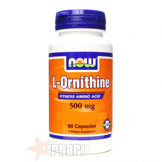 L-ORNITHINE 60 CPS