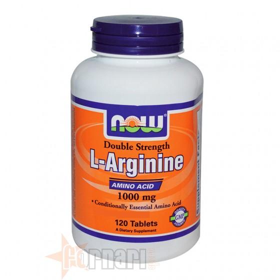L-ARGININE 1000mg 120 CPR