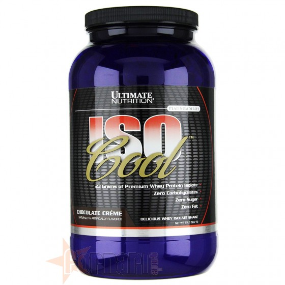 Ultimate Nutrition IsoCool Proteine Isolate