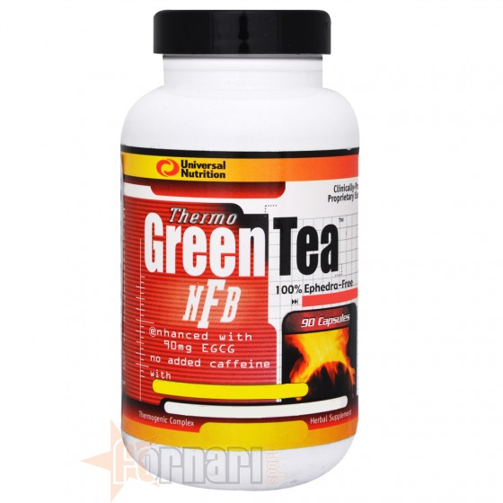 THERMO GREEN TEA 90 CPS