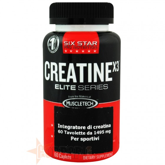 CREATINE X3