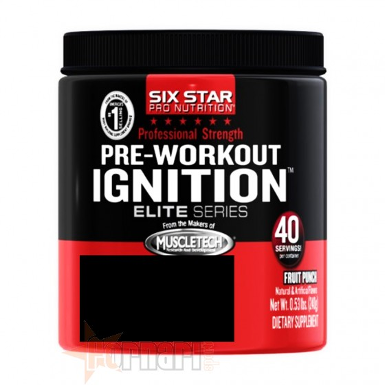 PRE-WORKOUT IGNITION