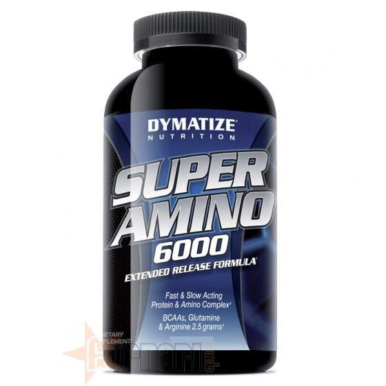 SUPER AMINO 6000 180 CPR