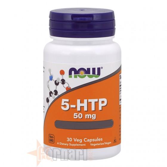Now Foods 5-HTP 50mg Prodotti Erboristici
