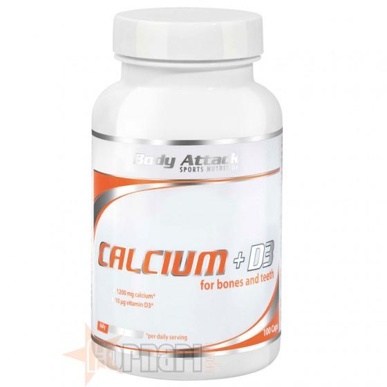 CALCIUM+D3 100 CPS