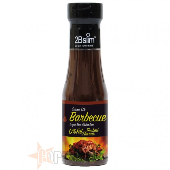2BSlim Sauce 0% Barbecue 350 ml