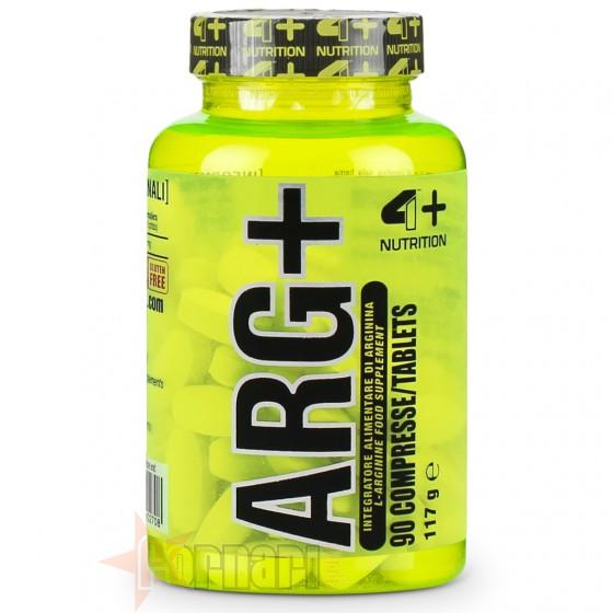 4 Plus Arg+ 90 cpr