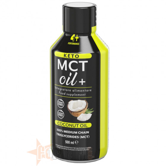 4+ Nutrition Ket Mct Oil+ 500 ml