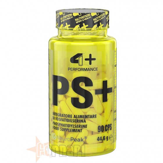 4+ Nutrition PS+ 90 cps