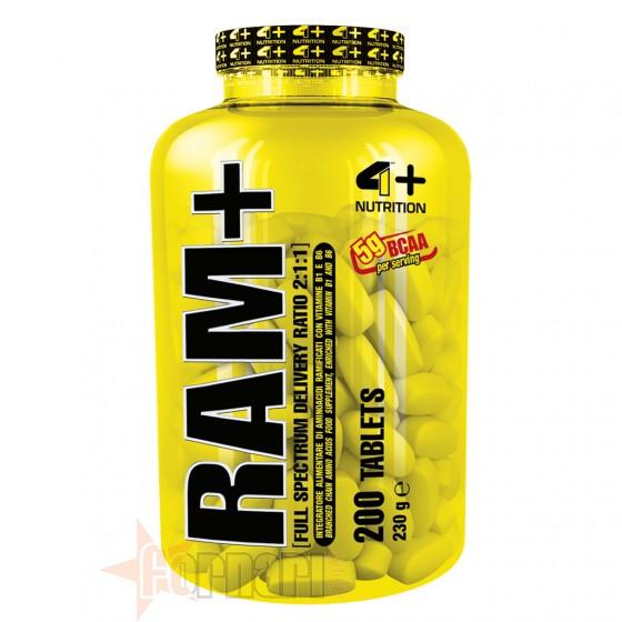 4 Plus Ram+ 200 Tav