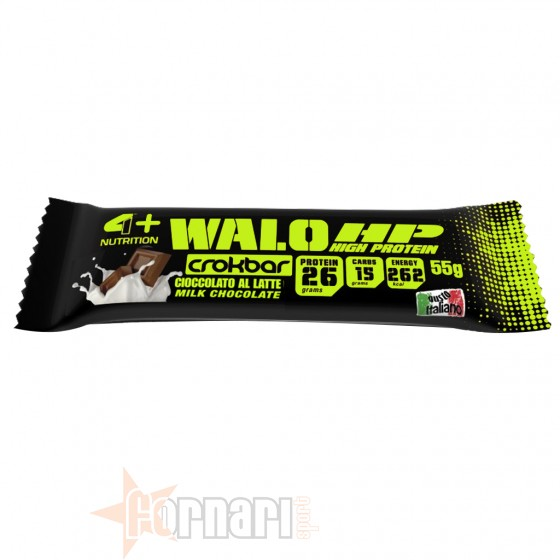 4+ Nutrition Walo Crok Bar HP 55 gr