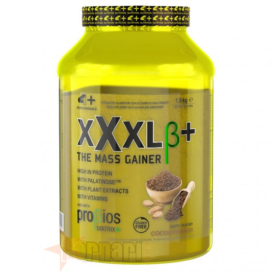4 Plus Xxxl Beta+ 1,5 Kg
