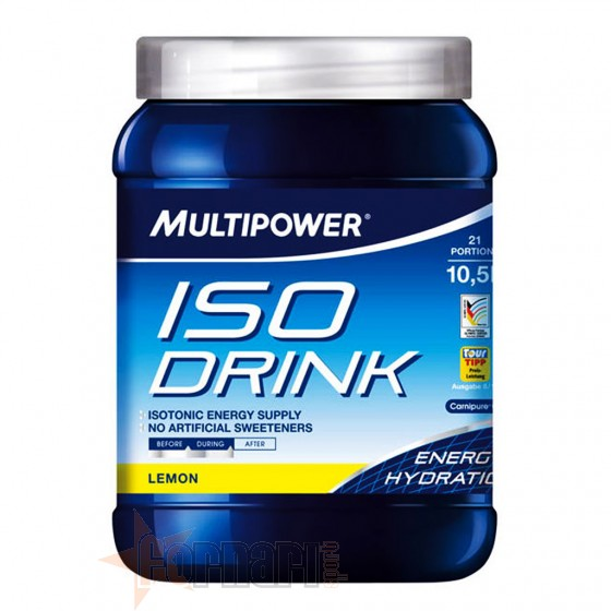 MULTIPOWER ISO DRINK 735 GR