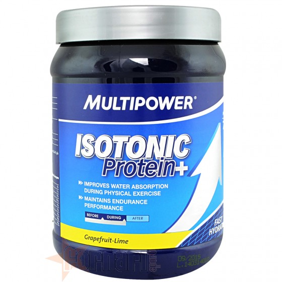 MULTIPOWER ISOTONIC PROTEIN+ 675 GR