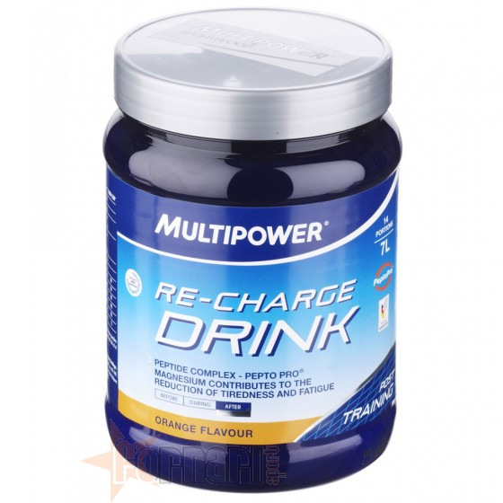 MULTIPOWER RE-CHARGE DRINK 630 GR