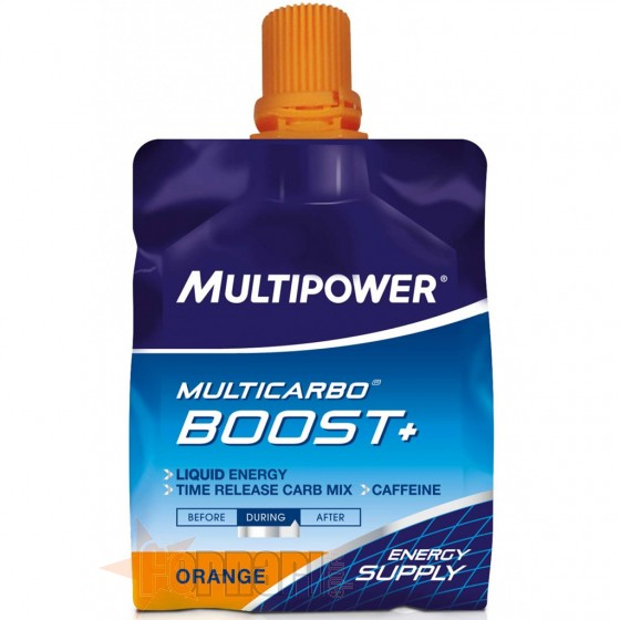 MULTIPOWER MULTICARBO BOOST+ 100 ML