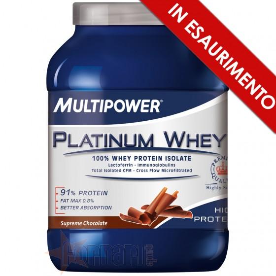 Multipower Platinum Whey Proteine Isolate