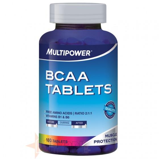 MULTIPOWER BCAA TABLETS 180 TAV