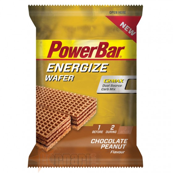 POWER BAR ENERGIZE WAFER 40 GR
