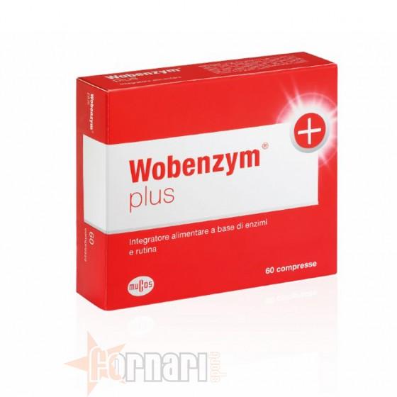 WOBENZYM PLUS 240 CPR
