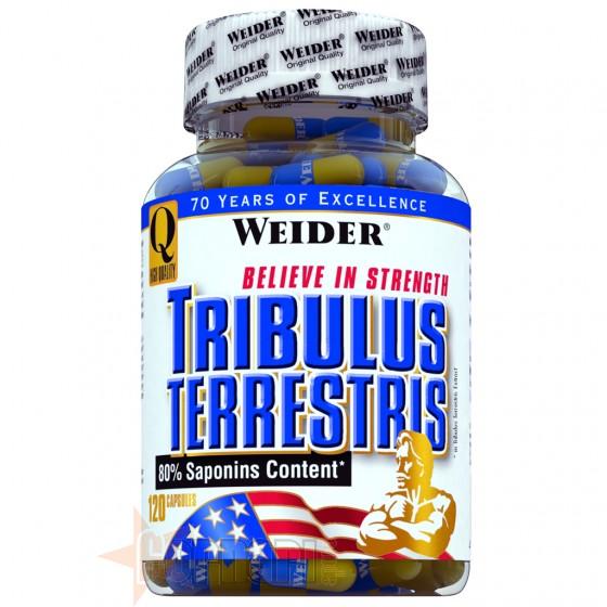 WEIDER TRIBULUS TERRESTRIS 120 CPS