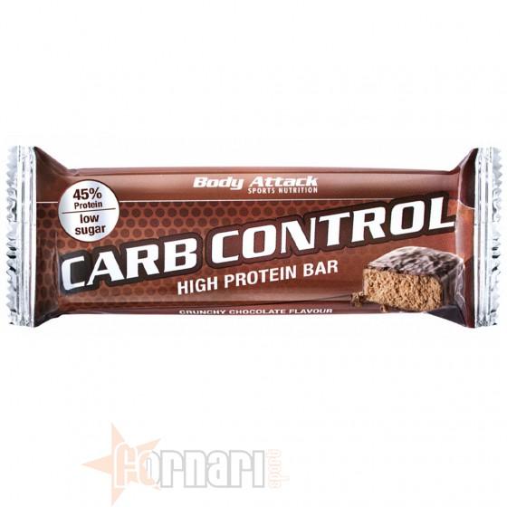 Body Attack Carb Control Bar Barretta Proteica