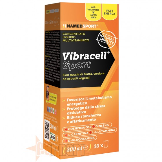 Named Vibracell Sport Multivitaminico