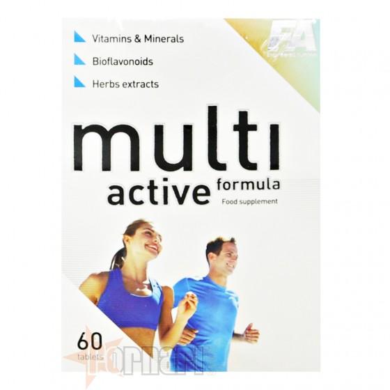 MULTI ACTIVE FORMULA 60 CPR