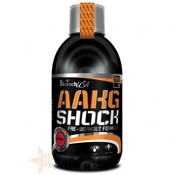Biotech Usa Aakg Shock Stimolanti ed Ergogenici