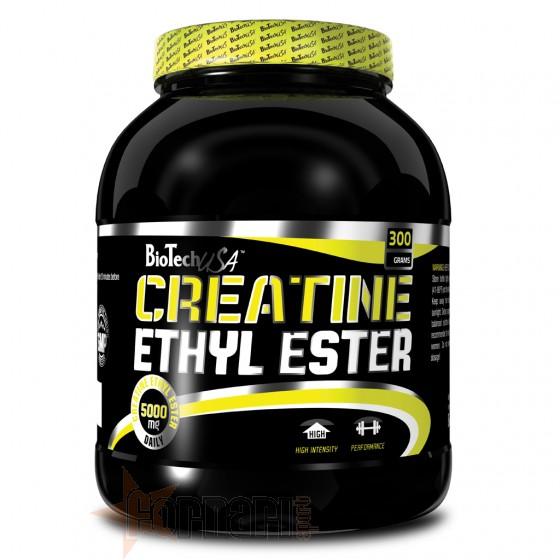 CREATINE ETHYL ESTER 300 GR