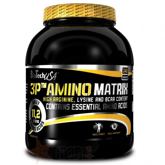 3P AMINO MATRIX 240 TAV