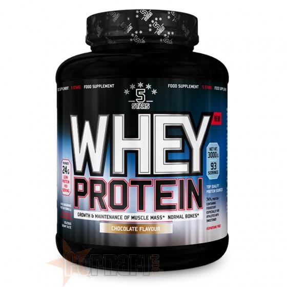 5 Stars Whey Protein 3 Kg
