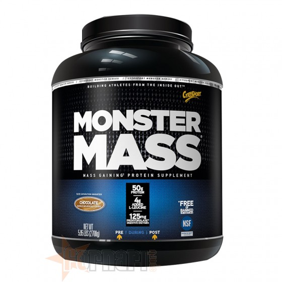 CYTOSPORT MONSTER MASS 2,27 KG
