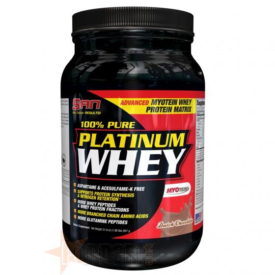100% PURE PLATINUM WHEY 897 GR