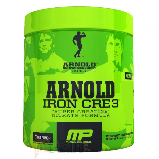 ARNOLD IRON CRE3 126 GR