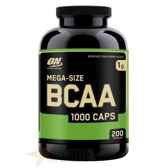 Optimum Bcaa 1000 Caps Aminoacidi Ramificati