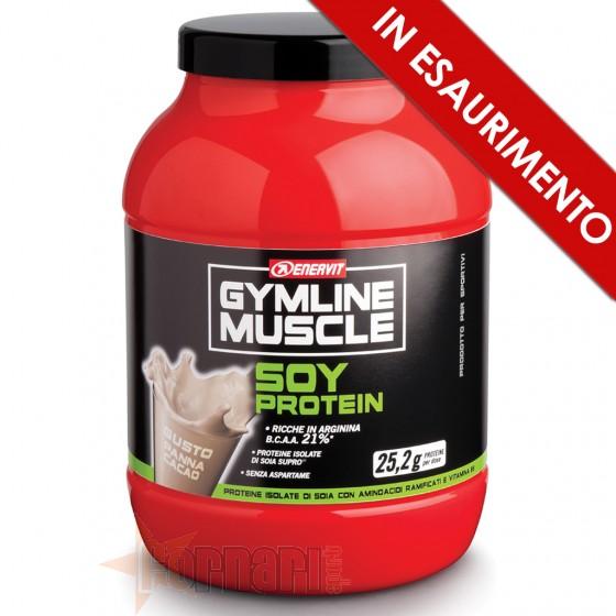 Enervit Gymline Soy Protein Proteine di Soia