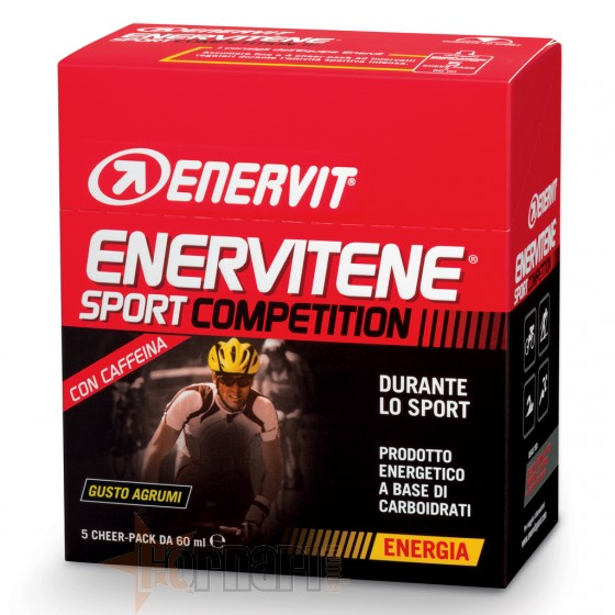 Enervit Enervitene Sport Competition Energetico