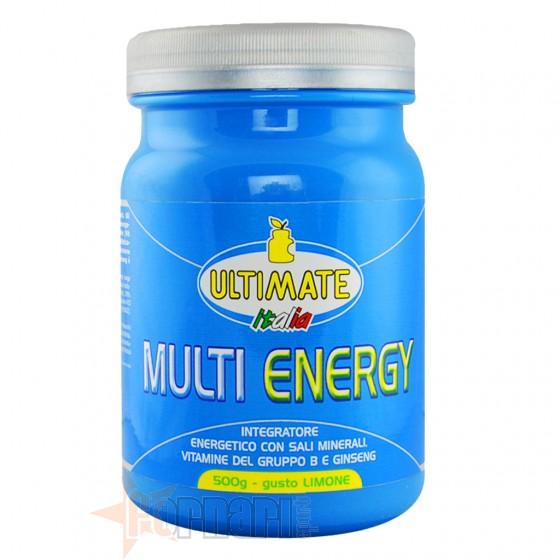 ULTIMATE ITALIA MULTI ENERGY 500 GR