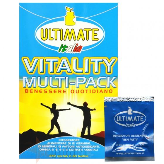 VITALITY MULTI-PACK 60 BUSTE DA 4 GR