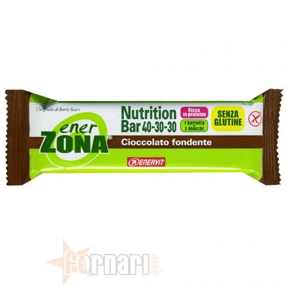 ENERZONA NUTRITION BAR 40-30-30 53 GR