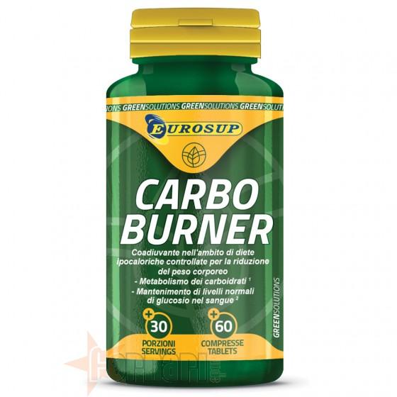 Eurosup Carbo Burner Ultra Termogenico Senza Caffeina