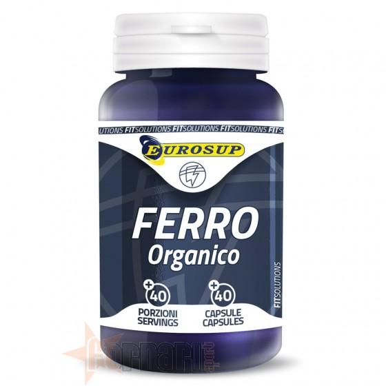 FERRO ORGANICO 40 CPS
